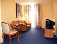 Гостиница Переславль, двухкомнатный номер