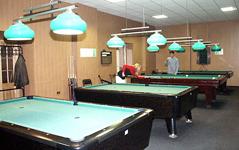 Гостиница Переславль, бильярд