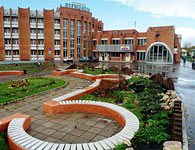 Гостиница Переславль, внешний вид