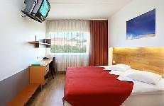 GO hotel Shnelli, номер