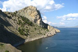Западное и Восточное побережье Крыма, отдых