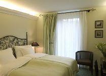 Отель Le' Ermitage, номер