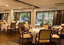Отель Le' Ermitage, ресторан