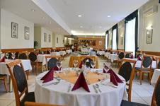 Hunguest Millennium, ресторан