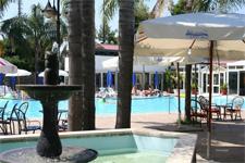 Отель Atlantis, бассейн