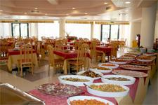 Отель Atlantis, ресторан