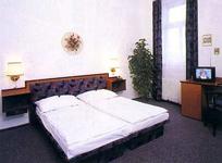 отель Merkur в центре Праги, номер
