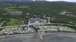 Olderfjord Hotell Russenes, территория