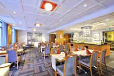 Scandic Tromsо, ресторан