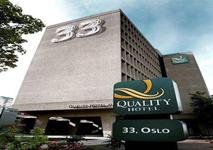 Quality Hotel 33, внешний вид