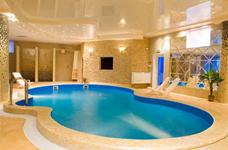 Отель Семашко, бассейн