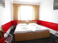 отель Slavia в Праге, номер