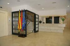 Отель Новопарк, холл