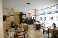 Отель Новопарк, кафе