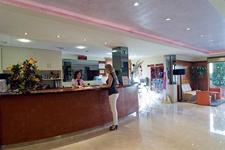Отель Servigroup Rialto, рецепция