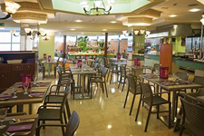 Отель Servigroup Rialto, ресторан