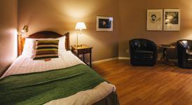 Quality Hotel Vasteras, одноместный номер
