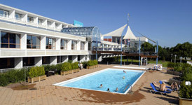 Отель Arkipelag, бассейн