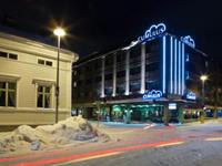 Отель Cumulus Oulu, внешний вид