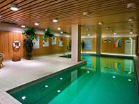 Отель Cumulus Oulu, бассейн
