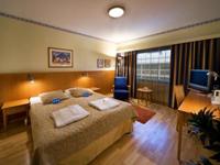 Отель Cumulus Oulu, двухместный номер