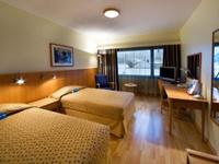 Отель Cumulus Oulu, номер на двоих