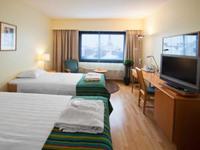 Отель Cumulus Oulu, стандартный номер