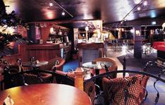 отель Rantasipi Pohjanhovi, кафе бар
