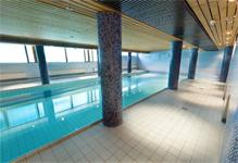 отель Rantasipi Pohjanhovi, бассейн