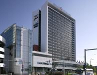 Отель Sokos Viru, фасад здания