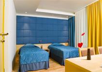 Отель Fra Mare Thalasso Spa, номер