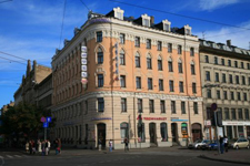 Отель Ирина, внешний вид