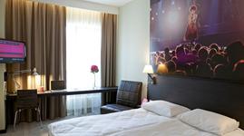 Comfort hotel LT, двухместный номер