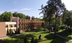 Отель Dainava, внешний вид