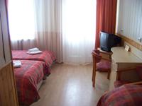 Отель Dainava, номер на двоих