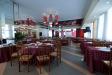 Отель Dainava, ресторан