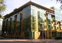 Отель Druskininkai, фасад