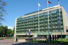 Отель Lietuva, фасад