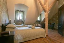 Отель замок Норвелишкес, улучшенный номер