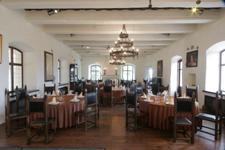 Отель замок Норвелишкес, ресторан