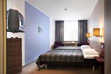 Отель Park inn central номер