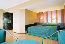 Отель Reval park, номер люкс