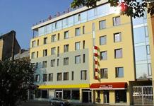 Отель Baltpark Riga, фасад