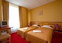 Отель Baltpark Riga, двухместный номер