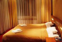 Отель Baltpark Riga, номер на двоих