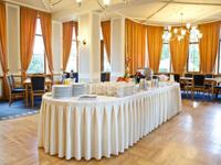 Отель Kolonna Cesis, ресторан