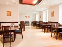 Отель Kolonna Brigita, ресторан