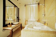 Отель Savoy Butiqe, ванная
