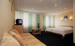 Отель санаторий Toila, улучшенный номер