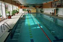Отель санаторий Toila, плавательный бассейн